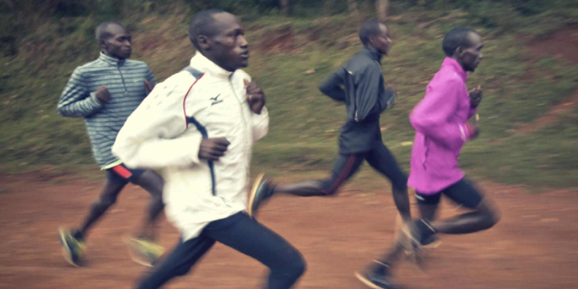Eliud Kipchoge Training - A Typical Wednesday - Sweat Elite