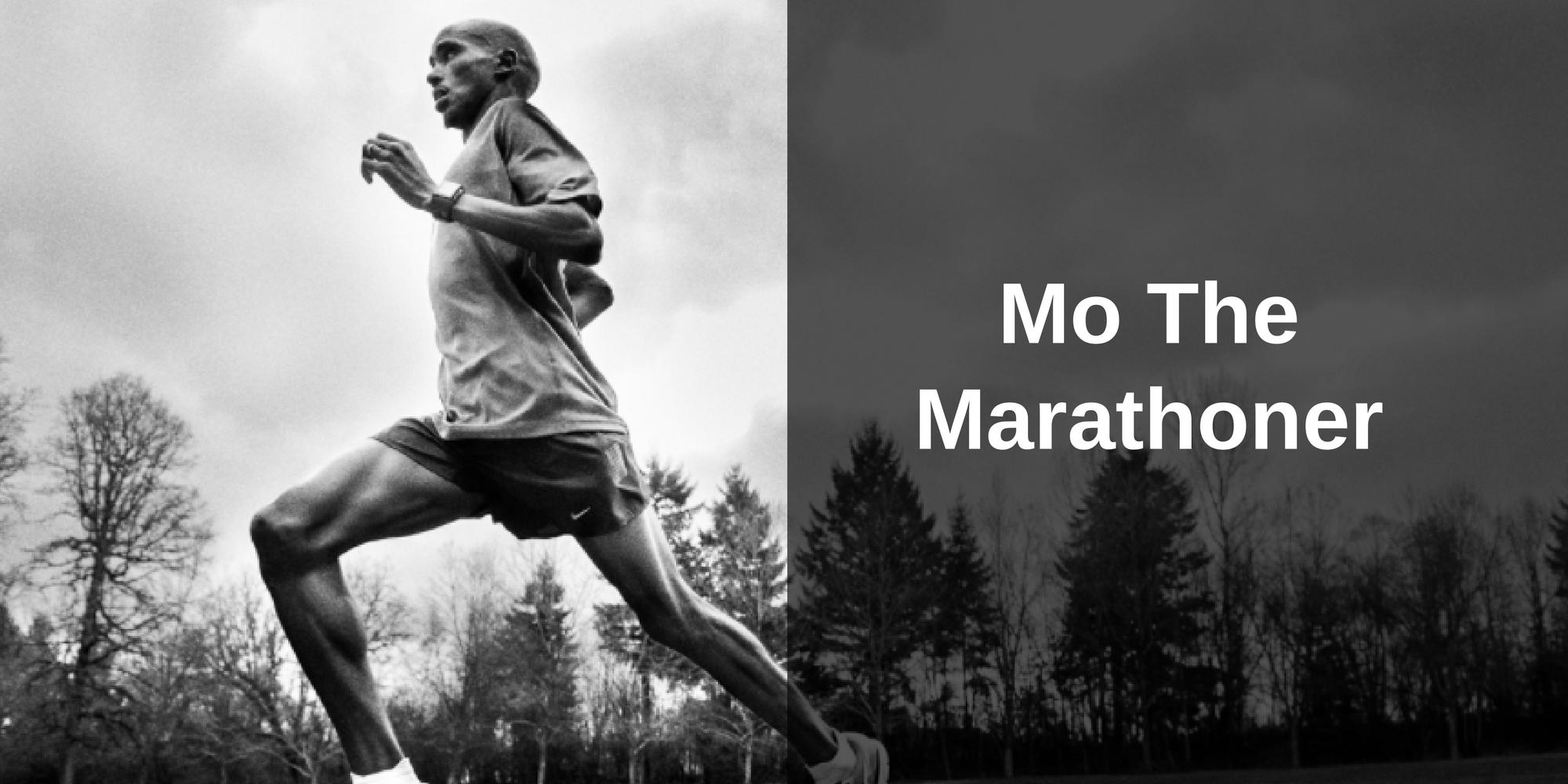Mo The Marathoner - Sweat Elite