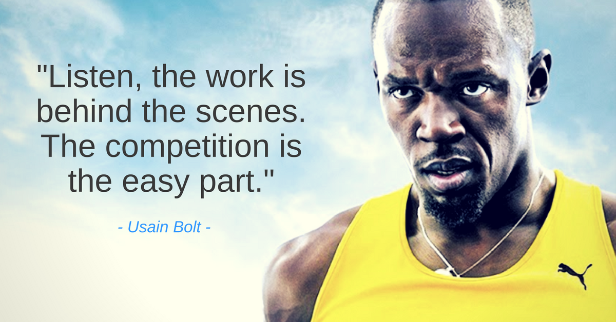 Usain Bolt Quote 1