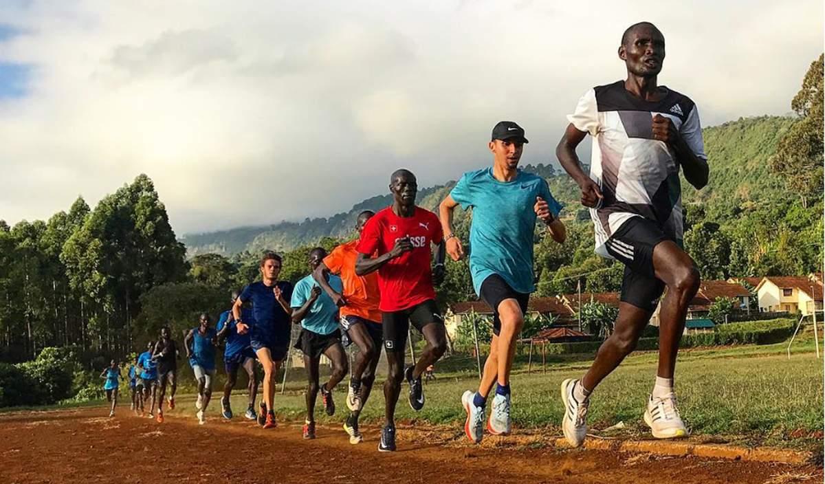 Julien Wanders (27:25 10km, 59:13 Half Marathon) - 8